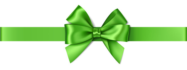 Green Christmas Bow Background Graphics: Voucher Irish Bread Making Experience